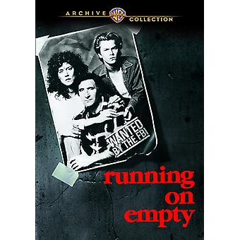 Running on Empty [DVD] USA import