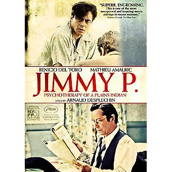 Jimmy P [DVD] USA import
