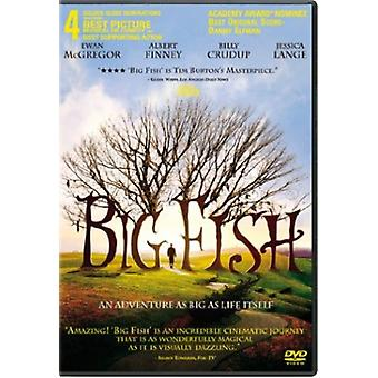 Big Fish [DVD] USA import