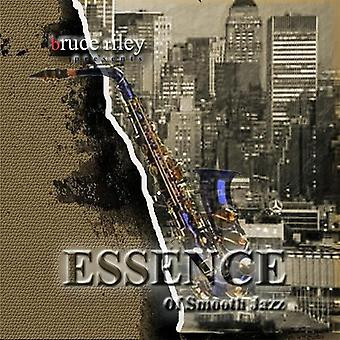 Bruce Riley - Essence of Smooth Jazz [CD] USA import