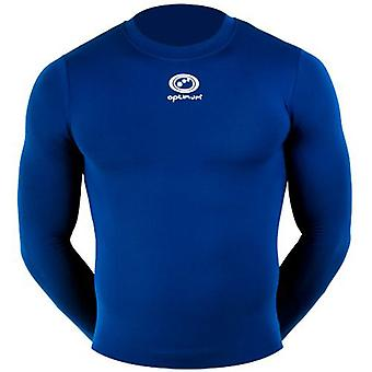 OPTIMUM Thinskin Thermo Long Sleeved Baselayer Top [navy]