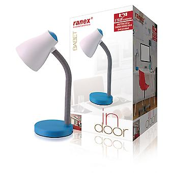 Ranex Lampara de escritorio led azul (Home , Lighting , For desks)