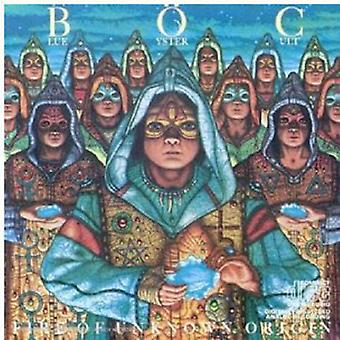 Blue Oyster Cult - Fire of Unknown Origin [CD] USA import