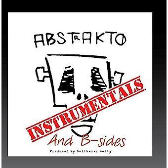 Abstrakto - Abstrakto (Instrumentals and B-Sides) [CD] USA import