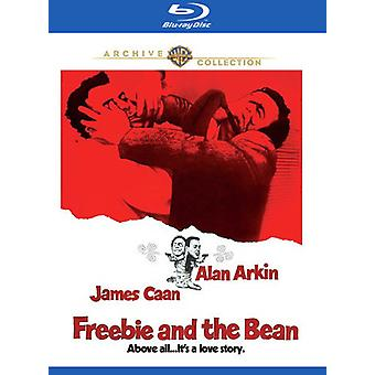 Freebie and the Bean (1974) [Blu-ray] USA import