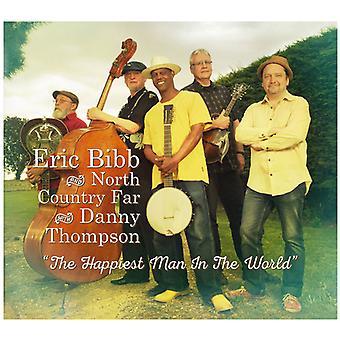 Eric Bibb og nord land langt med Dan - den lykkeligste mand i verden (med Dann [CD] USA import