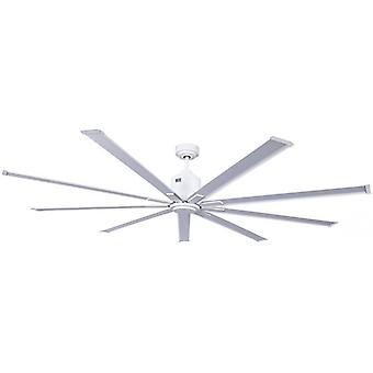 Energy saving ceiling fan Big Smooth Eco white 224 cm / 88