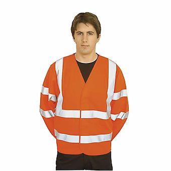 Portwest - Hi-Vis Safety Workwear Two Band & Brace Jacket