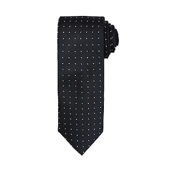 Premier Mens Micro Dot Pattern Formal Work Tie