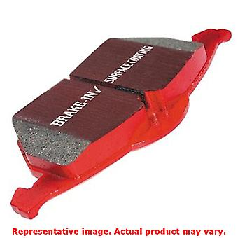 EBC Brake Pads - Redstuff DP32059C Fits:JAGUAR | |2010 - 2010 XF SUPERCHARGED V
