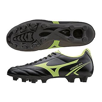 Mizuno AW15 MONARCIDA MD Moulded Football Boots - UK 8 - Black