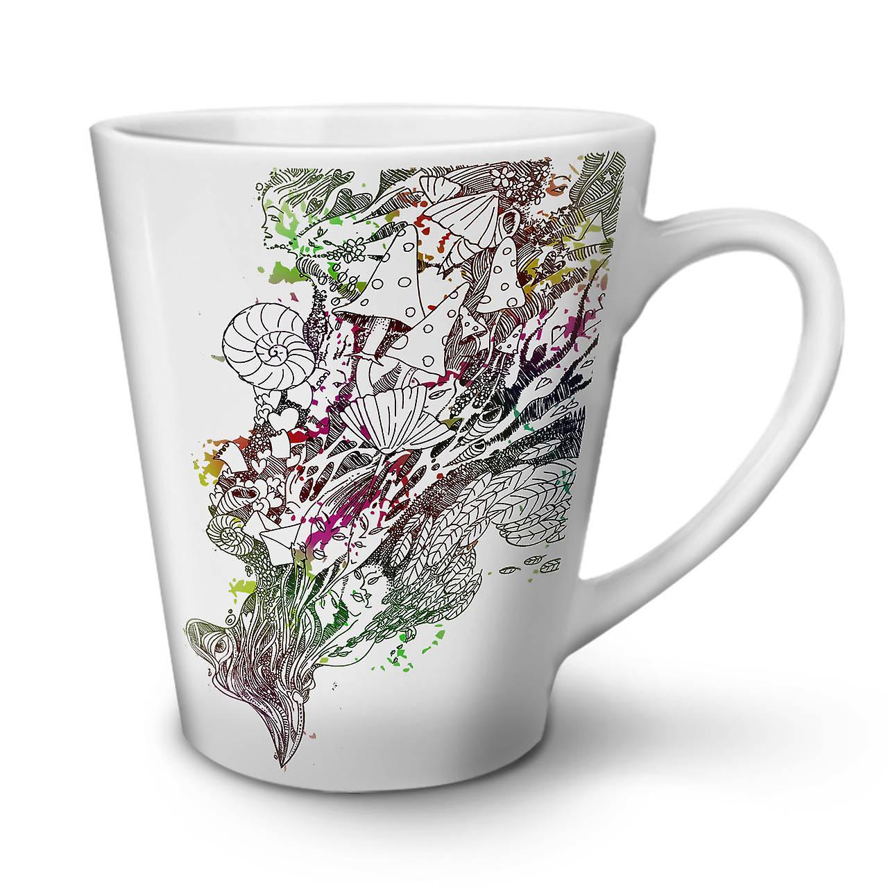 Céramique Nouvelle En Rasta Fantaisie Drogue Tasse Café Latte OzWellcoda Cool 12 Blanche UqzMLSGjpV