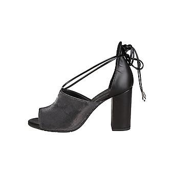 Made in Italia Women Sandals Black
