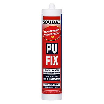 Soudal lijm PU Fix 310 ml