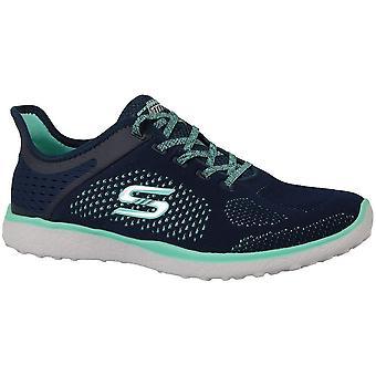 Skechers Microburst 23327NVGR universal alla år kvinnor skor