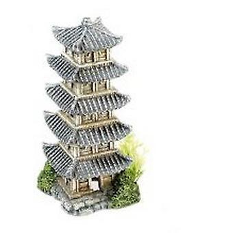 Ornamento de CALDEX clásico Oriental torre