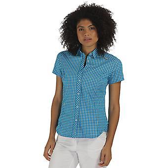 Regatta Damen/Damen Honshu Baumwoll Stretch überprüft Button Shirt