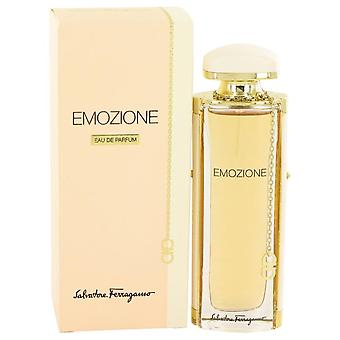 Emozione Eau De Parfum Spray By Salvatore Ferragamo