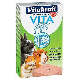 Vitakraft Small Animal Rabbit Guinea Pig Salt Licks Stones