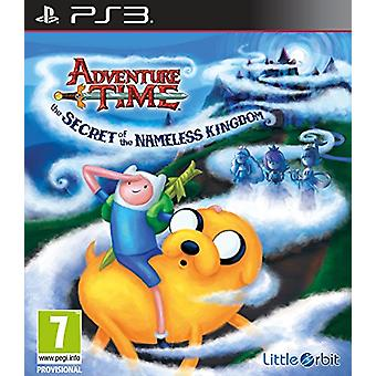 Adventure Time The Secret of the Nameless Kingdom (PS3) - Factory Sealed