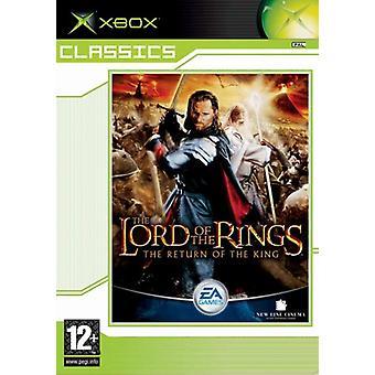 Der Herr der Ringe Die Rückkehr des Königs (Xbox Classics) - Fabrik versiegelt