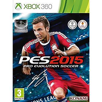 PSE 2015 jour 1 Edition (Xbox 360)