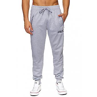 Men's Sweat pants jogging sport long jogging trousers cotton summer basketball
