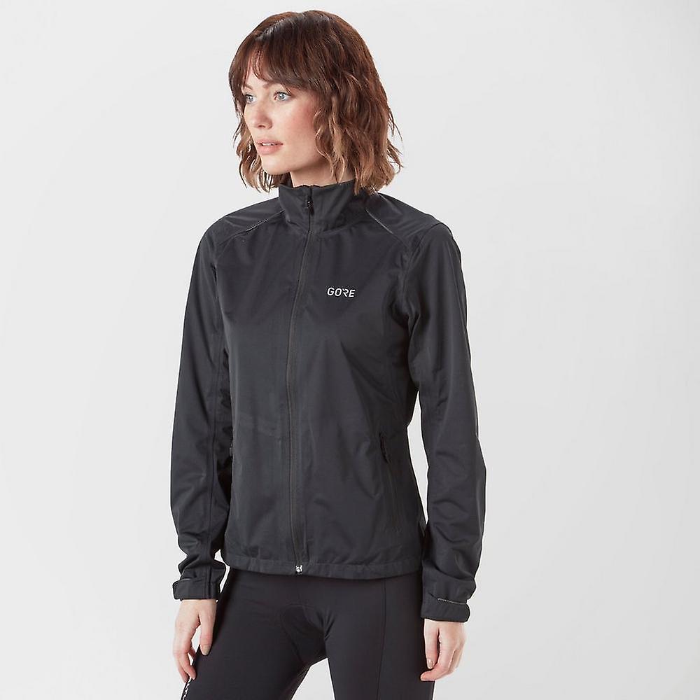 Nouvelle Gore femmes&s C3 GORE-TEX VTT Road Cycling Active Jacket noir