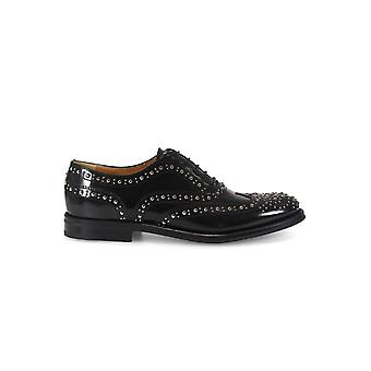 CHURCH'S BURWOOD MET BLACK LACE UP