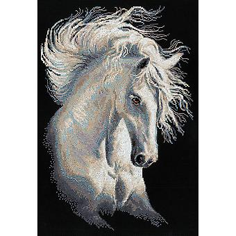 Andalusian Character Counted Cross Stitch Kit-11.75