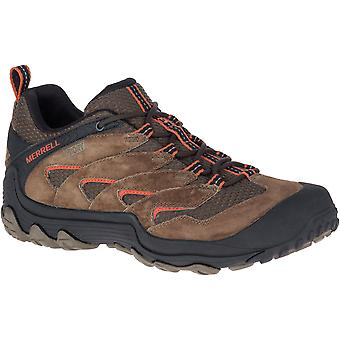 Para hombre merrell Chameleon 7 límite impermeable Mid Suede zapatos