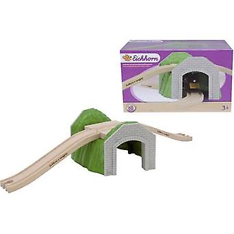Eichhorn Wooden train set Tunnel 100001513