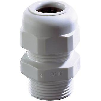 Cable gland PG16 Polyamide Black W