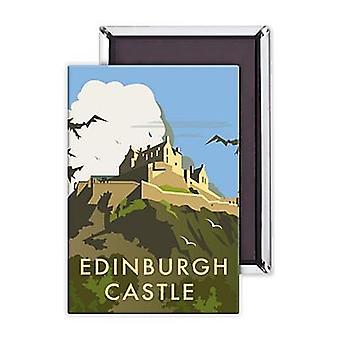 Kasteel van Edinburgh Fridge Magnet