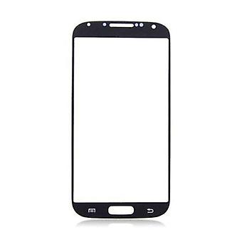 Spullen Certified® Samsung Galaxy S4 i9500 AAA + kwaliteit Front glas - zwart