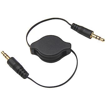 TRIXES 3.5mm Audio Jack cavo retrattile Aux per cellulari & MP3.