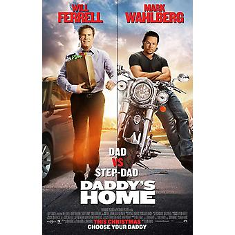 Daddys Home Movie Poster (11 x 17)