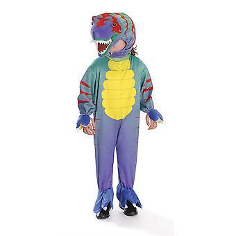 Tyrannosaurus Colourful 128cm Dinosaur