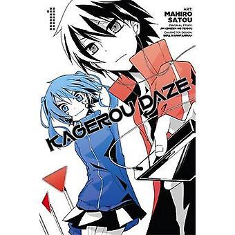 Kagerou Daze - Vol. 1 - Manga by Jin - 9780316259491 Book