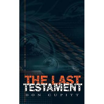 The Last Testament by Don Cupitt - 9780334046226 Book