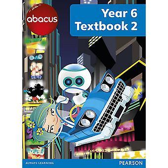 Livro de ano 6 ábaco 2 por Ruth Merttens - livro 9781408278574