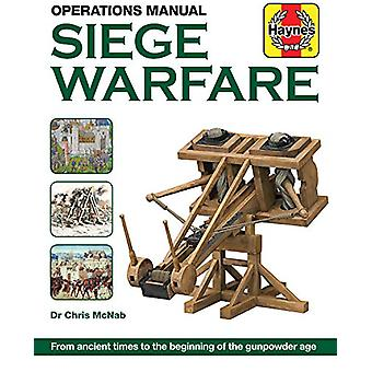 Siege Warfare Manual - Engines - equipment and techniques by Chris McN