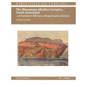 Ilimaussaq Alkaline Complex - South Greenland by Henning Sorensen - 9