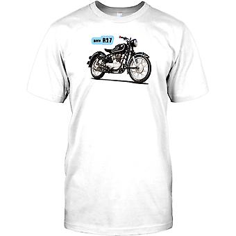 BMW r27 - Classic German Bike Mens T Shirt
