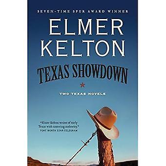 Texas Showdown: Two Texas Novels
