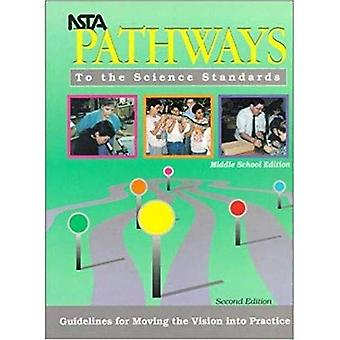 Nsta Pathways to the Science Standards Guidelines for Moving the Vision into Practice, Middl...