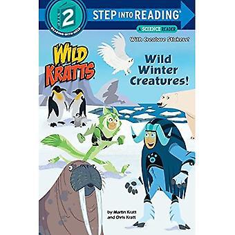 Vilda vinter varelser! (Steg i behandlingen)