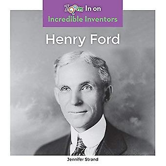 Henry Ford (Incredible Inventors)