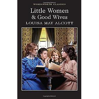 Little Women & Good Wives - Wordsworth Classics (Paperback)