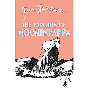 As façanhas de Moominpappa (Moomins ficção)